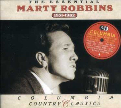 Marty Robbins Columbia Country Classics Import Gbr 2 CD