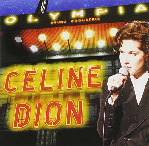 Celine Dion L'olympia Live Import Net