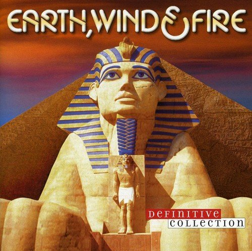 Earth Wind & Fire Definitive Collection Import Eu
