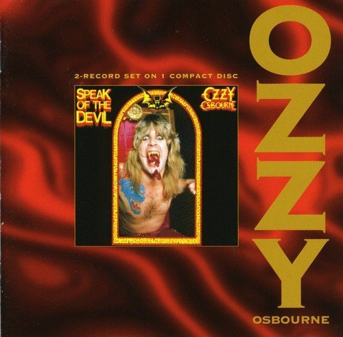 Ozzy Osbourne Speak Of The Devil Import Gbr