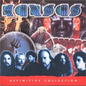 Kansas Definitive Collection Import Eu 2 CD Set