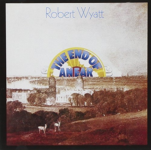 Robert Wyatt End Of An Ear Dutch Import