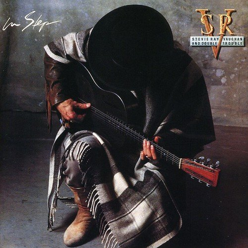 Stevie Ray Vaughan In Step (millennium) Import Gbr Remastered