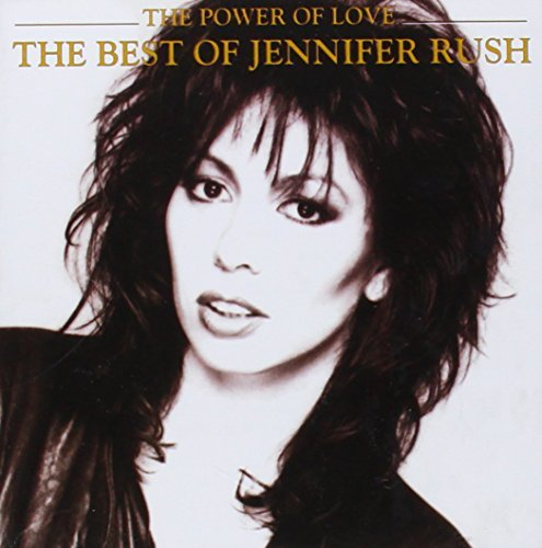 Jennifer Rush Power Of Love Best Of Jennife Import Gbr Remastered