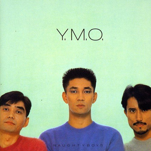 Yellow Magic Orchestra Naughty Boys & Instrumentals Import Gbr