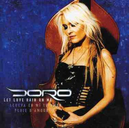 Doro Let Love Rain On Me Import Deu