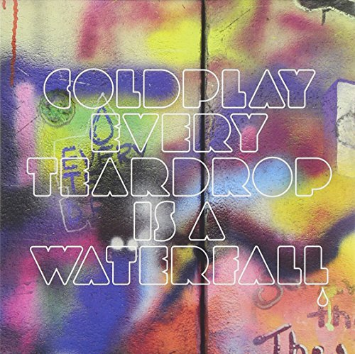 Coldplay Every Teardrop Is A Waterfall Import Eu