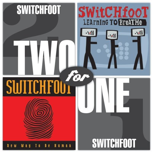 Switchfoot 2 For 1 Learning To New Way T 2 CD Set