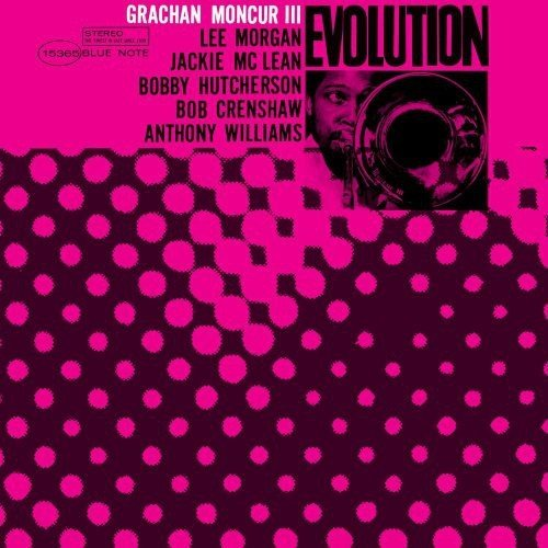 Grachan Iii Moncur Evolution Remastered Rudy Van Gelder Editions