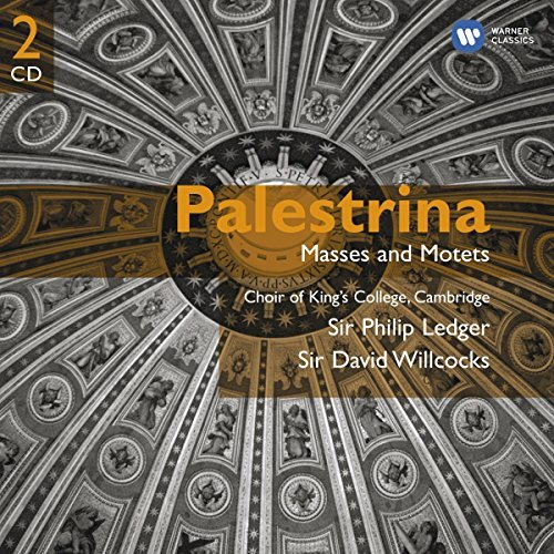 Palestrina King's College Masses & Motets