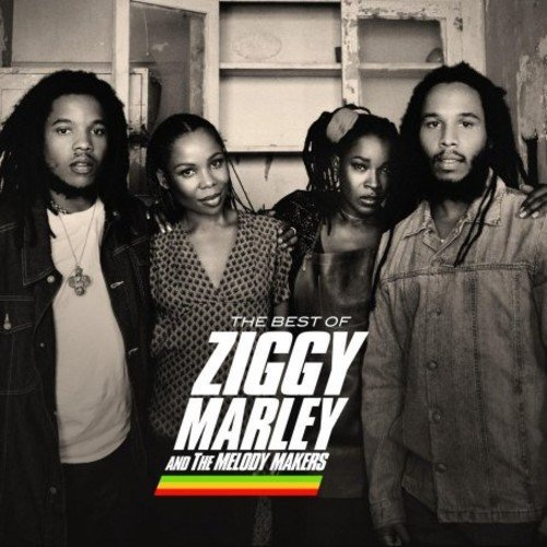 Ziggy & Melody Makers Marley Best Of Ziggy Marley & Melody