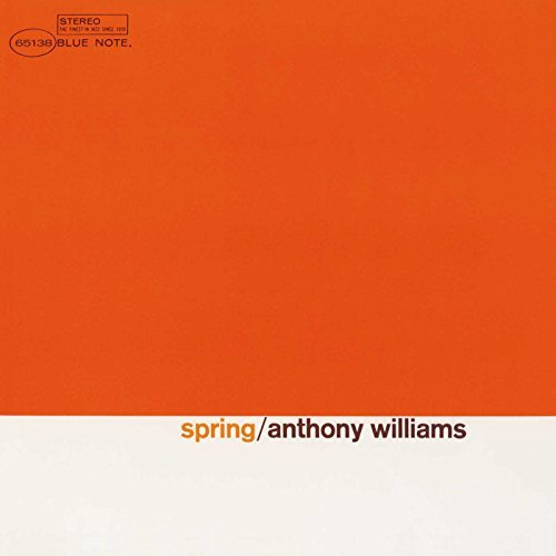 Tony Williams Spring Rudy Van Gelder Editions