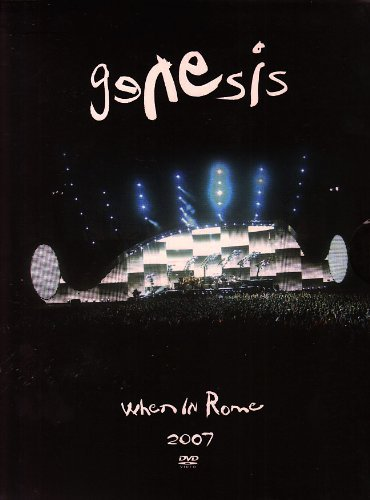 Genesis When In Rome 2007 Import Eu 3 DVD Ntsc (0)