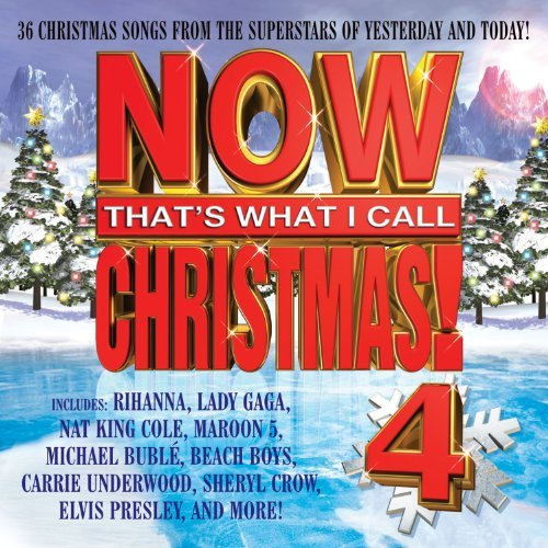Now That's What I Call Christm Vol. 4 Now That's What I Call 2 CD