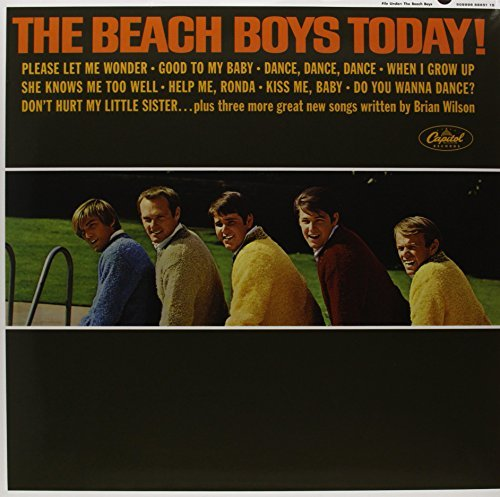 Beach Boys Today 180gm Vinyl