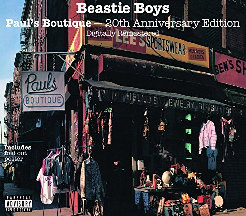 Beastie Boys Paul's Boutique 20th Anniversa Explicit Version