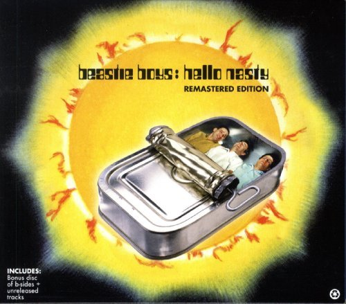 Beastie Boys Hello Nasty Explicit Version 2 CD