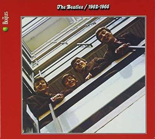 Beatles Red 1962 1966 Remastered 2 CD