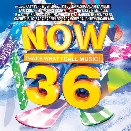 Now That's What I Call Music Vol. 36 Now That's What I Call