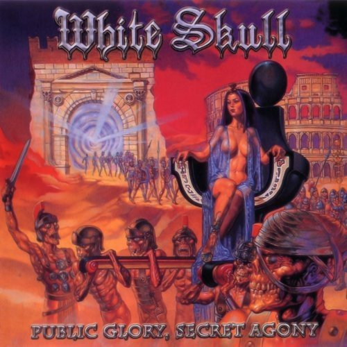 White Skull Public Glory Secret Agony