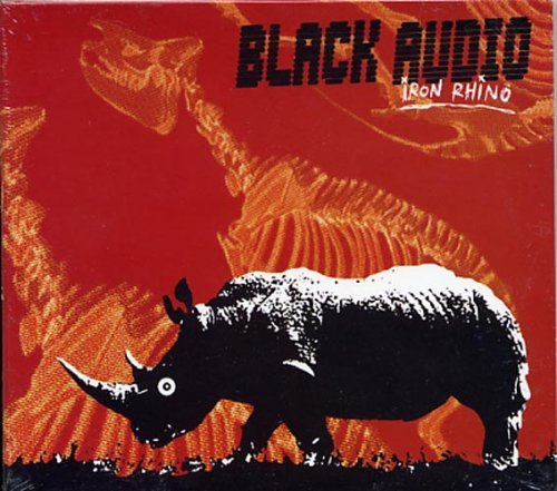 Black Audio Iron Rhino Import Eu