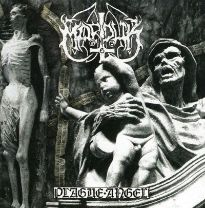 Marduk Plague Angel Import Gbr