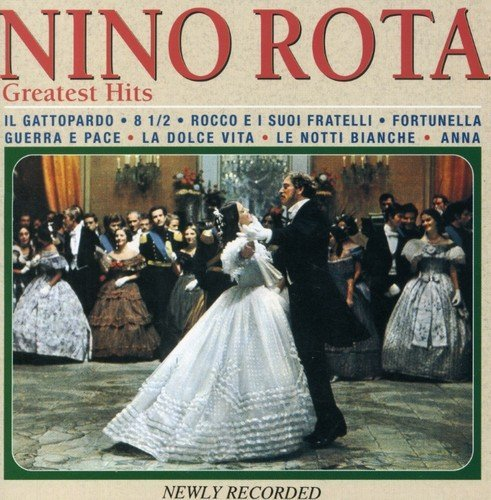 Nino Rota Nino Rota Greatest Hits Import Eu
