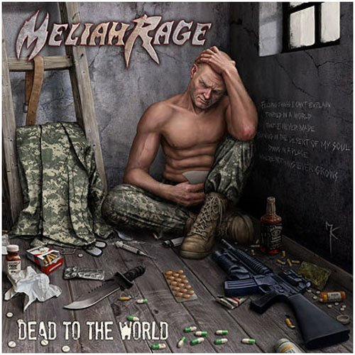 Meliah Rage Dead To The World Import Gbr