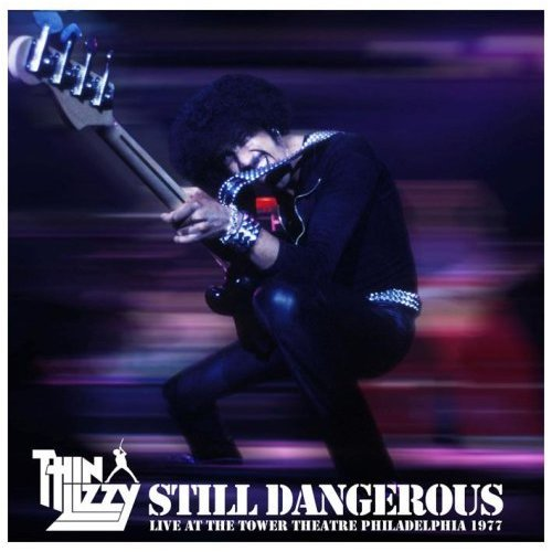 Thin Lizzy Still Dangerous Live Import Gbr
