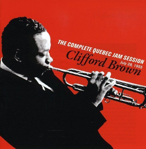 Clifford Brown Complete Quebec Jam Session Import Esp