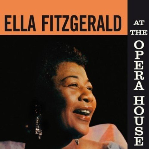 Ella Fitzgerald At The Opera House Import Esp
