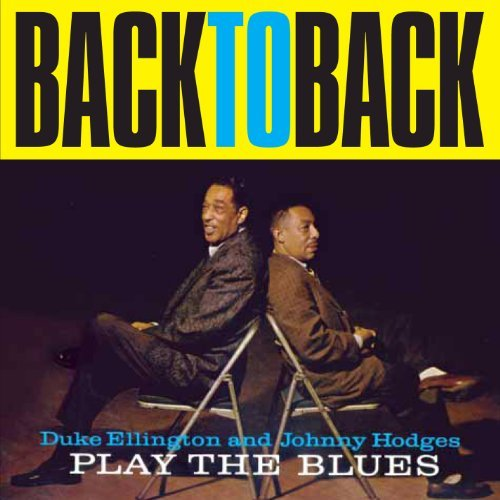 Johnny & Duke Ellington Hodges Back To Back (incl. 9 Bonus Tr Import Esp