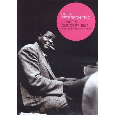 Oscar Peterson Trio London Concert 1964 Import Esp Ntsc Pal (0)