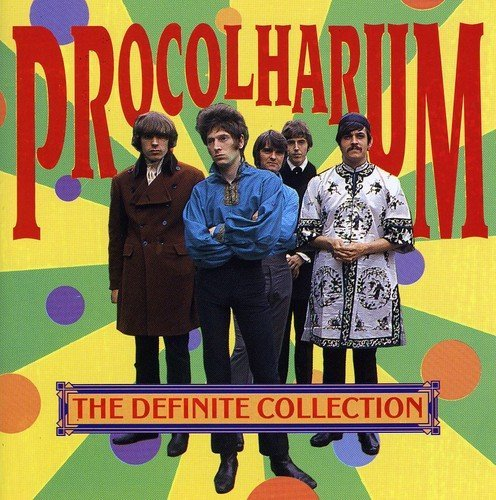 Procol Harum Definite Collection Import Eu