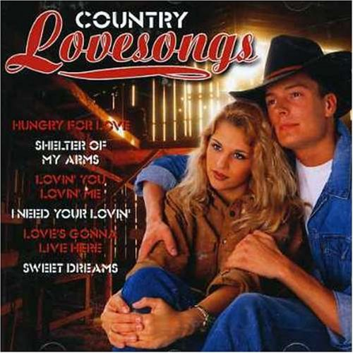 Country Love Songs Country Love Songs Import Gbr