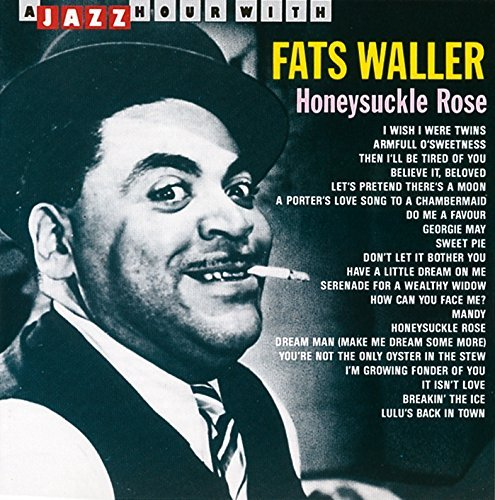 Fats Waller Honeysuckle Rose Import Eu