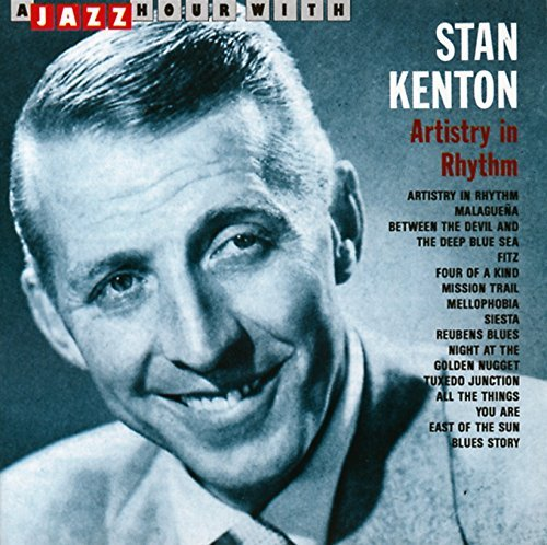 Stan Kenton Artistry In Rhythm Import Eu