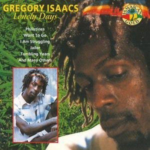 Gregory Isaacs Lonely Days Import Eu