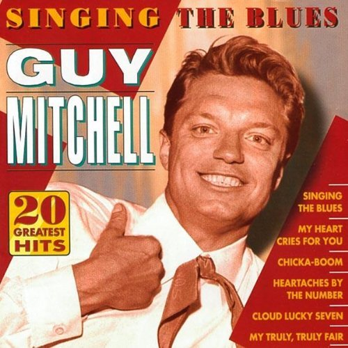 Guy Mitchell Singing Blues 20 Gr. Hits Import Eu