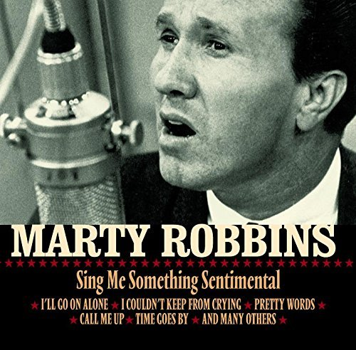 Marty Robbins Sing Me Something Sentimental Import Eu