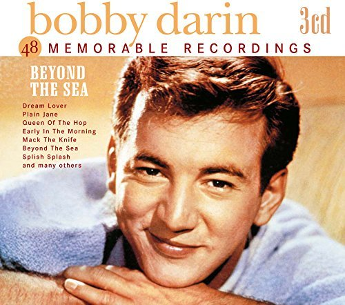 Bobby Darin Beyond The Sea Import Eu 3 CD