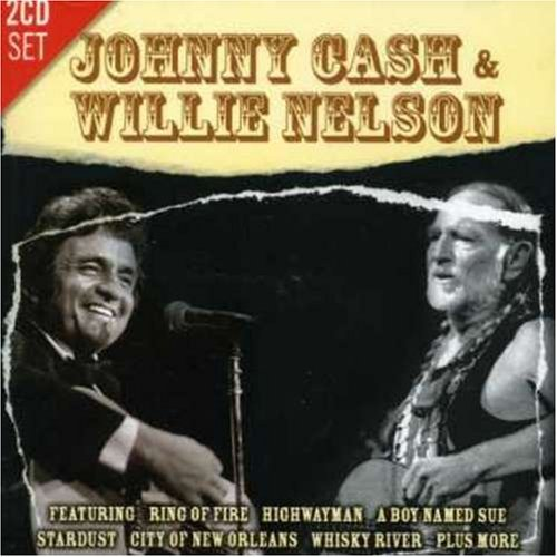 Johnny & Willie Nelson Cash Johnny Cash & Willie Nelson Import Aus 2 CD