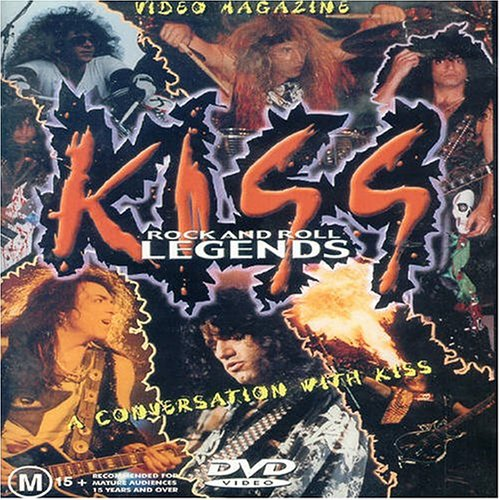 Kiss Rock & Roll Legends Import Aus