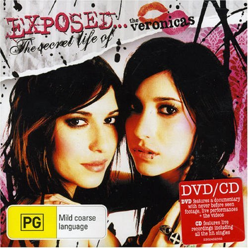 Veronicas Exposed The Secret Life Of The Import Aus Incl. Bonus CD Pal (0)