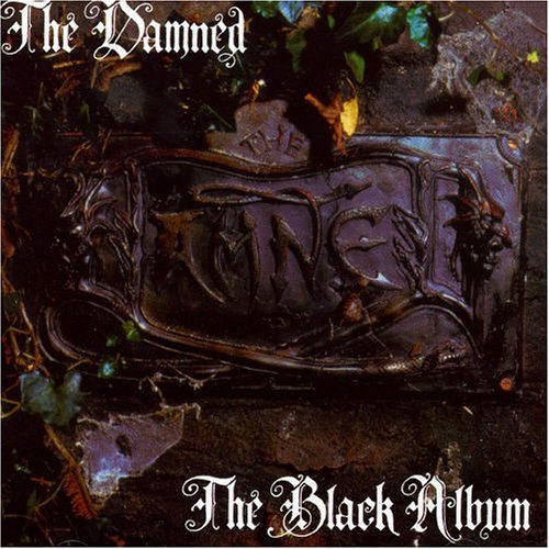 Damned Black Album Import Gbr