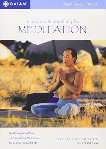 Rodney Yee Relaxation & Breathing For Med Nr