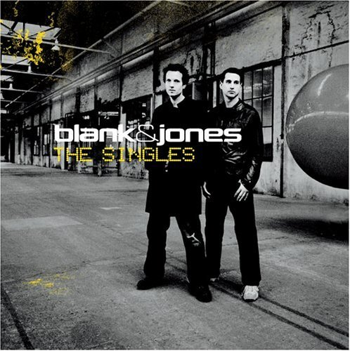 Blank & Jones Singles 2 CD Set