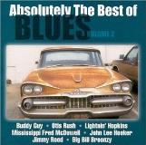 Absolutely The Best Of Blue Vol. 2 Absolutely The Best Of Harris Rush Guy Slim Turner Absolutely The Best Of Blues