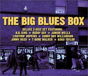 Big Blues Box Big Blues Box Brown Reed Walker Guy Turner 2 CD Set