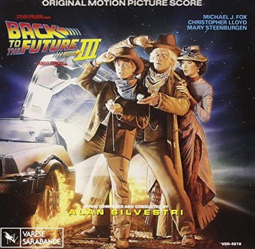 Various Artists Back To The Future 3